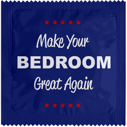Préservatif Make Your BEDROOM Great Again