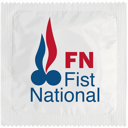 Préservatif Fist National